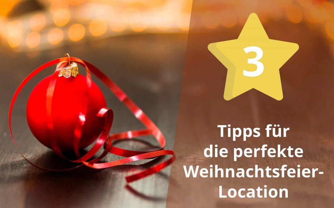 Weihnachtsfeier-Location Nürnberg