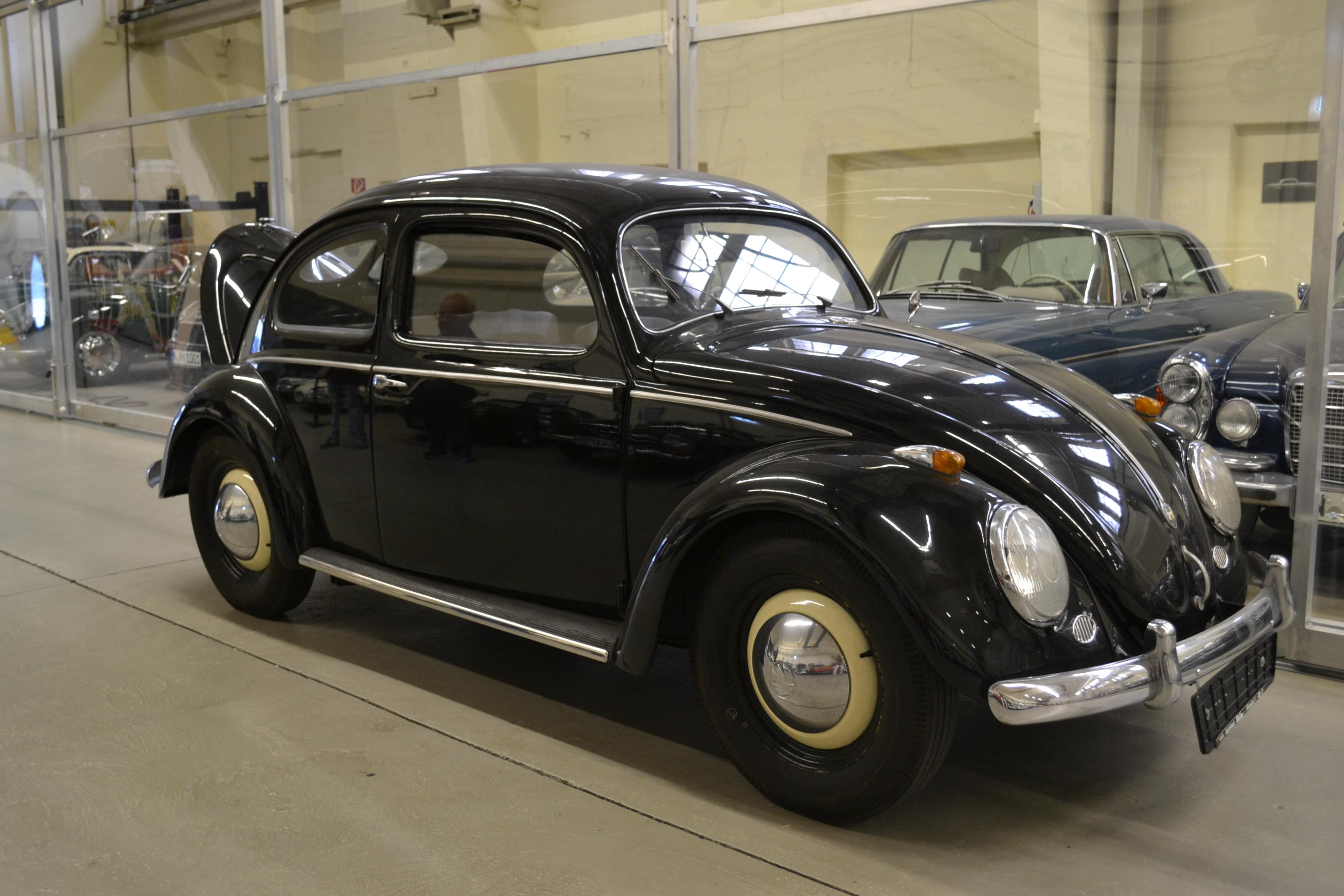 Volkswagen Käfer 1100 Standard (Brezel) (1949)