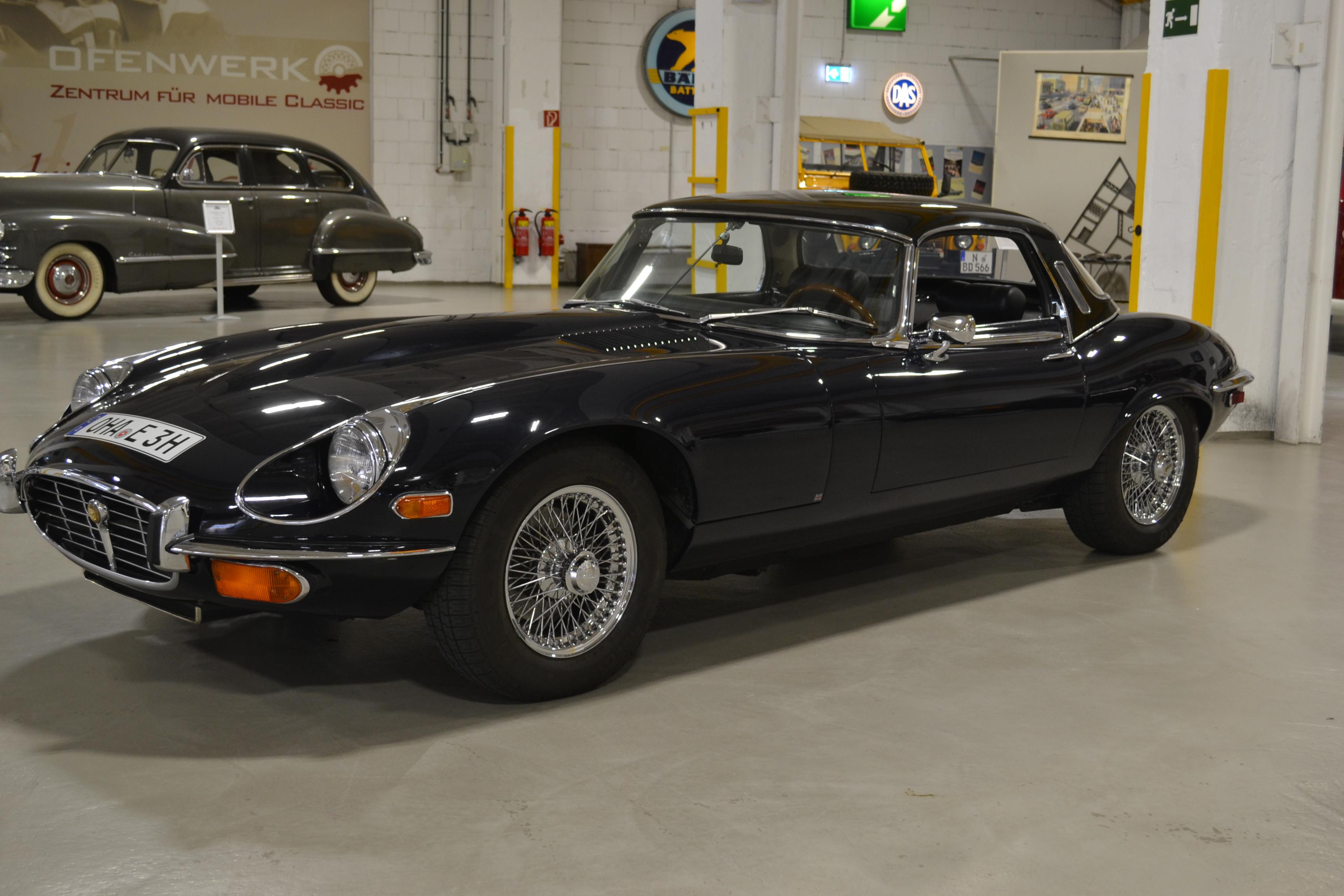 Jaguar E-Type V12 (1974)